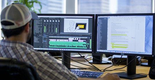 Animation animatic editing