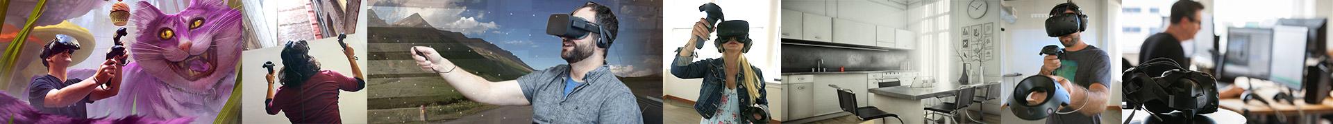 Portland Virtual Reality Development