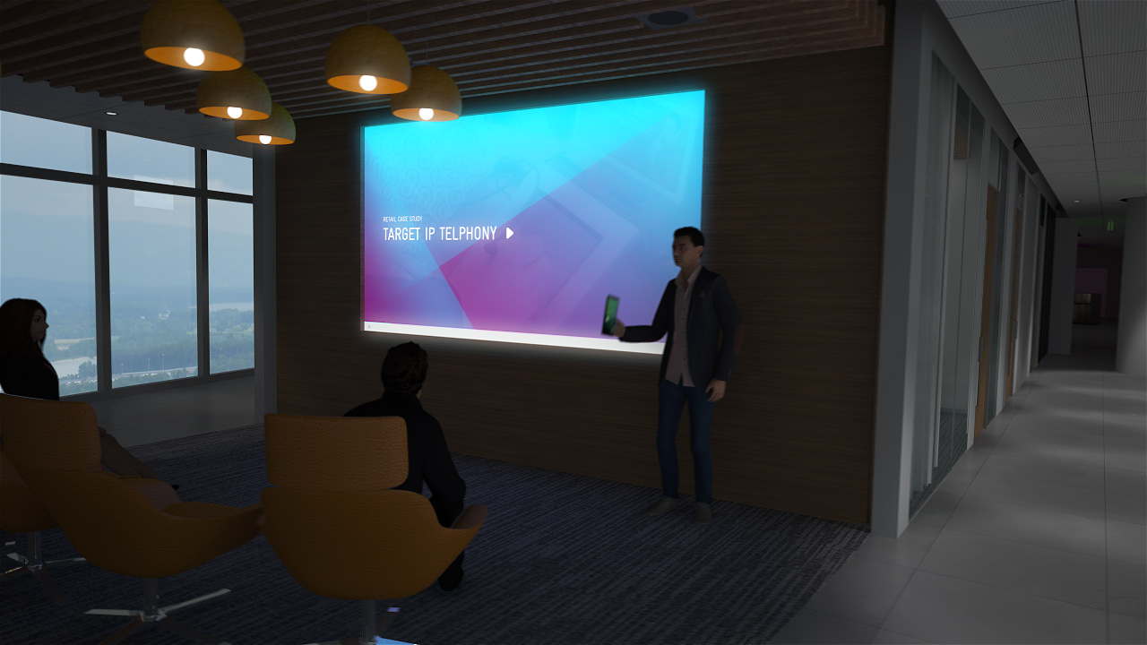 3D Visualization Services - 3D Studio | Deep Sky