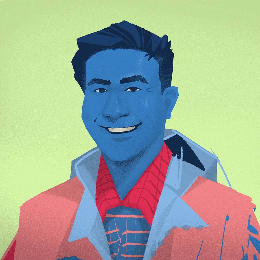 Geoffrey Nakanishi - 3D Generalist