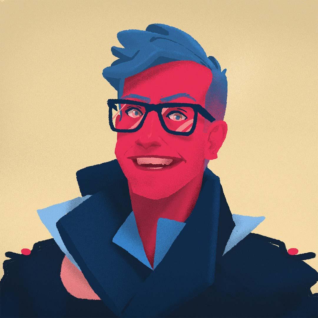 Barret Thomson - Art Director