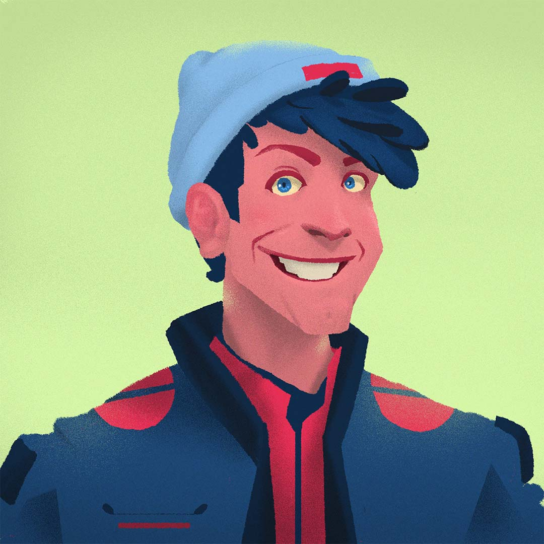 Jack Ellis - Lead 2D Animator