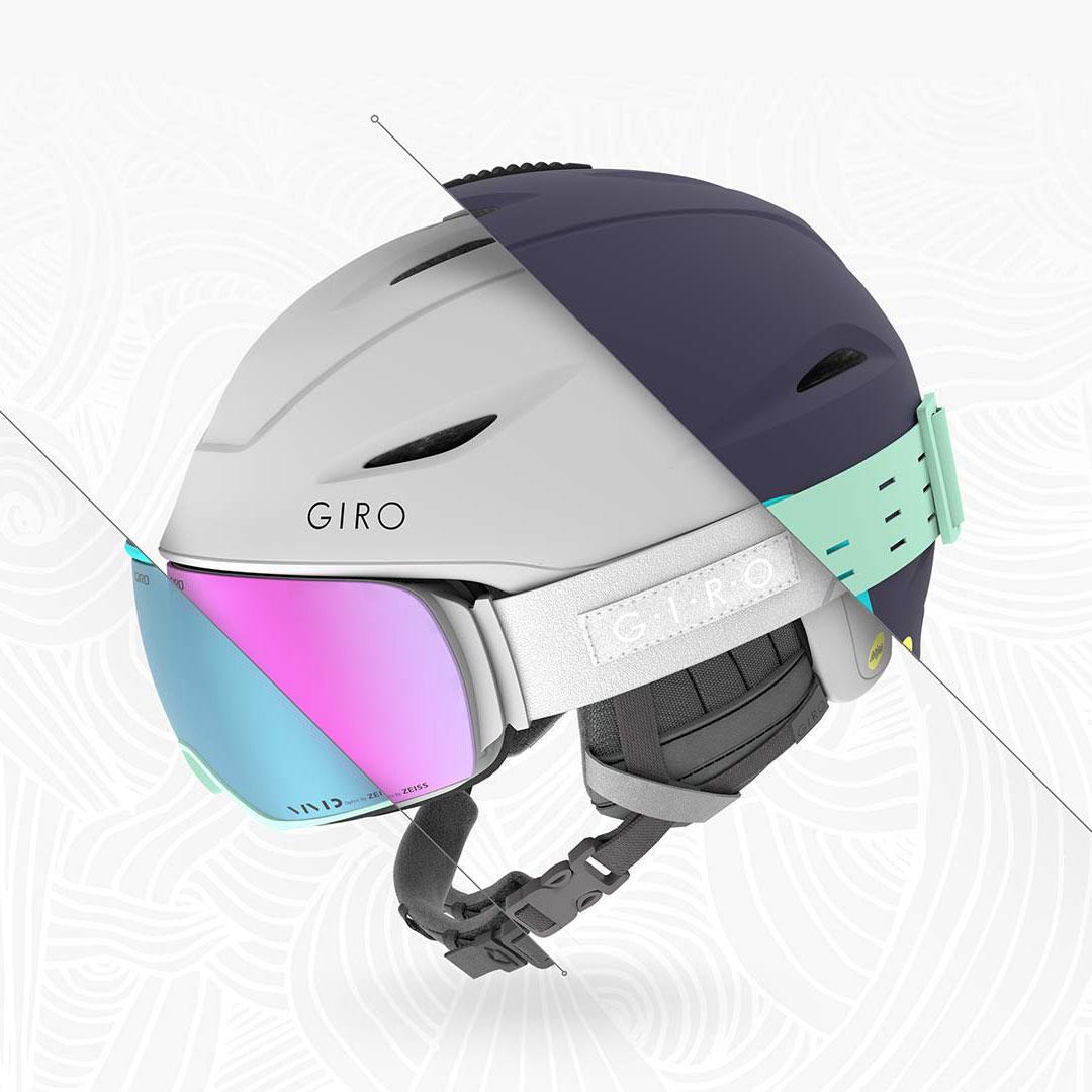 Giro 3D Visualization